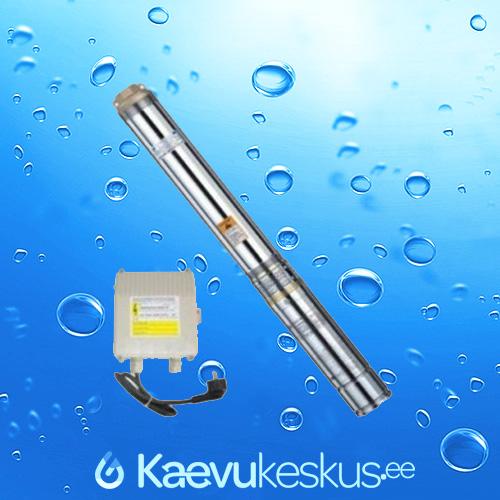 Puurkaevupump-AquaMerk-SUB